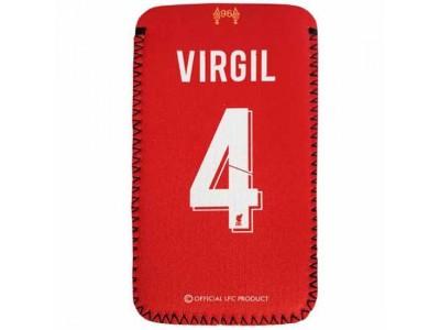 Liverpool cover - LFC Phone Sleeve Van Dijk