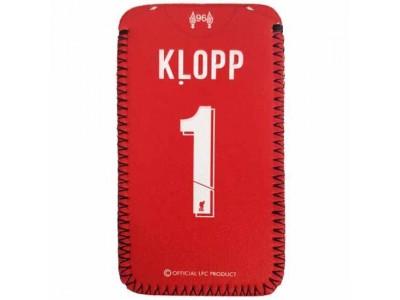 Liverpool cover - LFC Phone Sleeve Klopp
