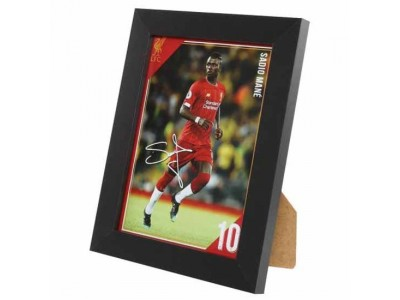 Liverpool billede - LFC Picture Mane 8 x 6 inches