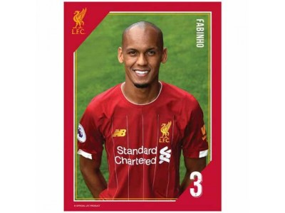 Liverpool foto - LFC Headshot Photo Fabinho