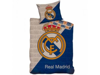 Real Madrid sengetøj - RMCF Single Duvet Set CR