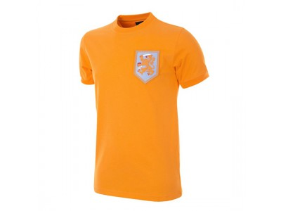 Holland 1966 Retro Trøje - NL Football Shirt