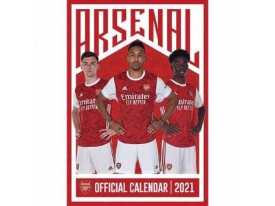 Arsenal kalender - AFC Calendar 2021