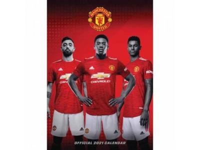 Manchester United kalender - MUFC Calendar 2021