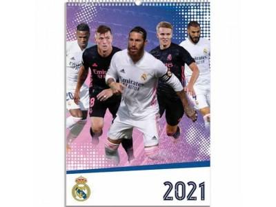 Real Madrid kalender - RMFC Calendar 2021