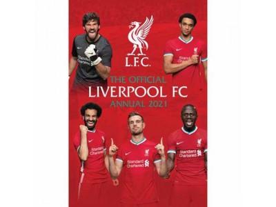 Liverpool kalender - LFC Annual 2021