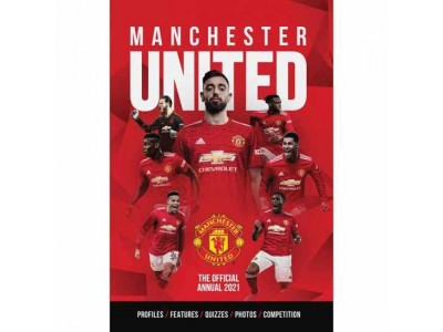 Manchester United kalender - MUFC Annual 2021