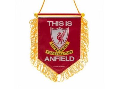 Liverpool vimpel - LFC Mini Pennant TIA