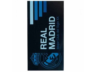 Real Madrid håndklæde - RMFC Towel BK