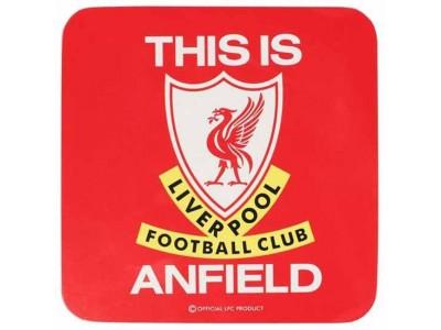Liverpool bord skåner - LFC Large Single Coaster