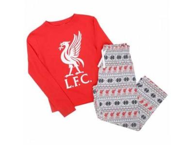 Liverpool pyjamas - LFC Baby Pyjama Set - 0/3 Months