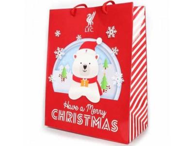 Liverpool gave pose - LFC Christmas Gift Bag