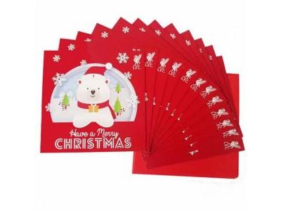 Liverpool julekort - LFC Christmas Cards