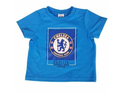 Chelsea t-shirt - CFC T Shirt 2/3 Years BL