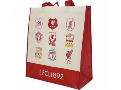 Liverpool indkøbsnet - LFC Reusable Shopper Bag