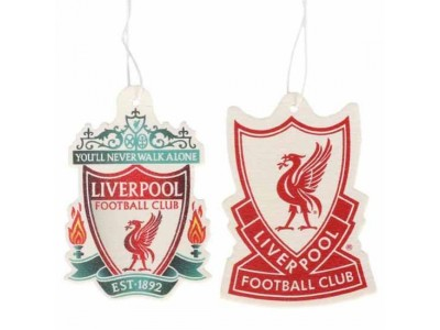 Liverpool luft frisker - LFC Twin Pack Air Fresheners