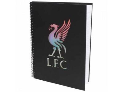 Liverpool notesbog - LFC A4 Ringbinder Notebook