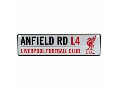 Liverpool vindue skilt - LFC Window Sign LB