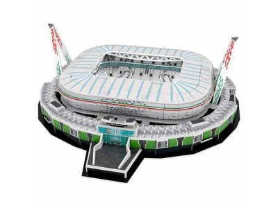 Juventus pusslespil - JFC 3D Stadium Puzzle