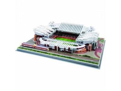 Manchester United puslespil - MUFC 3D Stadium Puzzle