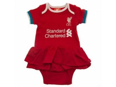 Liverpool baby - LFC Tutu 3/6 Months