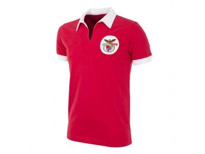 SL Benfica 1962 - 63 Retro Trøje - SLB Football Shirt
