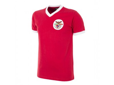 SL Benfica 1974 - 75 Retro Trøje - SLB Football Shirt
