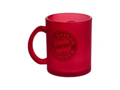 FC Bayern Munchen krus - FCB Mug Glas red