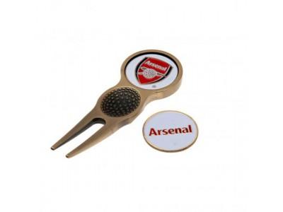 Arsenal markør - Divot Tool & Marker