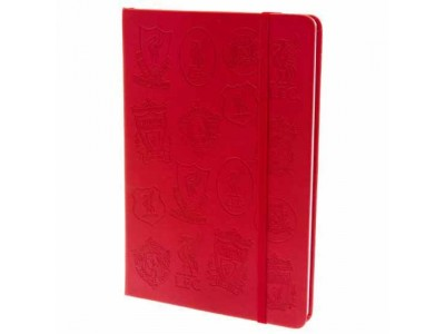 Liverpool notesbog - LFC A5 Notebook MC