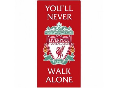 Liverpool håndklæde - LFC Towel YNWA