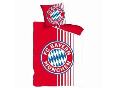 FC Bayern Munich Single Duvet Set - sengetøj