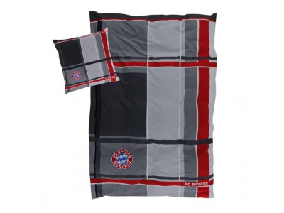 FC Bayern Munchen sengetøj - Bedding Cheked