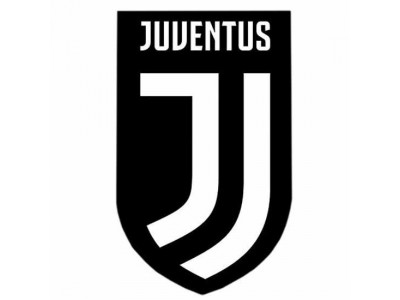 Juventus klistermærke - JFC Crest Sticker BK