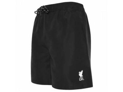 Liverpool lange shorts - LFC Board Shorts Mens Black - XXL