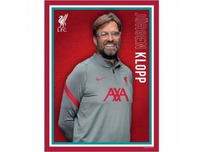 Liverpool billede hoved - LFC Headshot Klopp