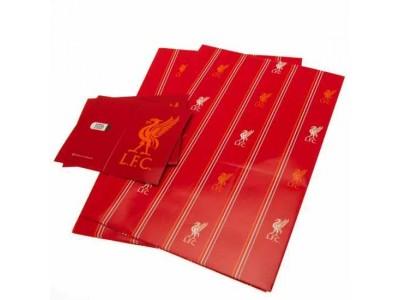 Liverpool gavepapir - LFC Gift Wrap PS