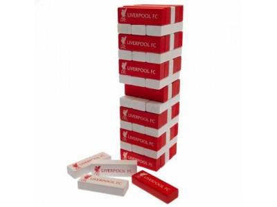Liverpool byggeklodser - LFC Tumble Blocks