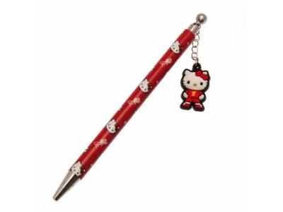 Liverpool kuglepen - LFC Hello Kitty Charm Pen