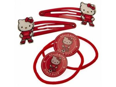Liverpool lege sæt - LFC Hello Kitty Clip & Bobble Set