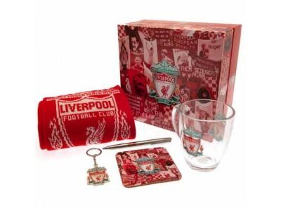 Liverpool souvenir gaveæske - LFC Souvenir Gift Box