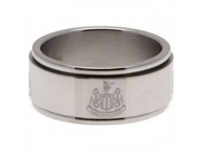 Newcastle United ring - Spinner Ring - Small