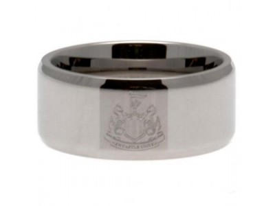 Newcastle United ring - NUFC Band Ring - Small