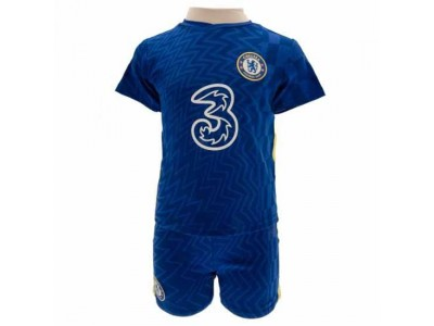 Chelsea sæt - CFC Shirt & Short Set 9/12 Months BY
