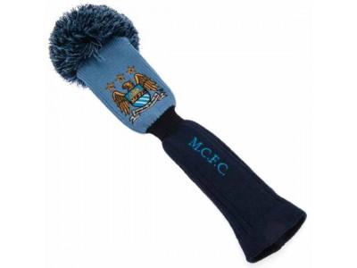 Manchester City - Headcover Pompom (Driver)