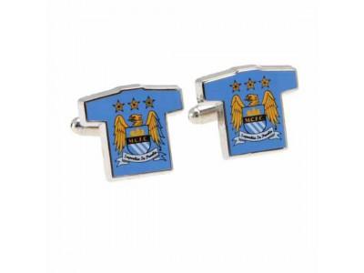 Manchester City manchetknapper - Cufflinks Shirt