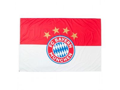 FC Bayern Munchen flag - FCB Flag Logo 180x120 cm