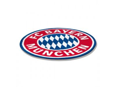 FC Bayern Munchen tæppe - FCB Carpet Logo