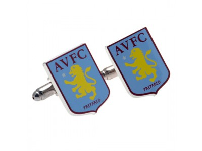 Aston Villa manchetknapper - AVFC Cufflinks