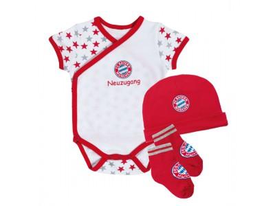 FC Bayern Munchen sæt - Baby Set - baby